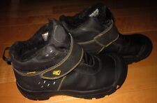 Keen Black Unisex Winter Snow Boots Big Kids Size US 6