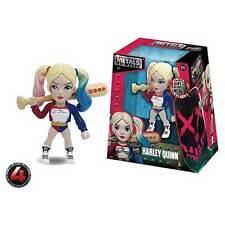 "Suicide Squad - Harley Quinn 4"" Metals Wave 1 Figure NEW Jada Toys"