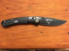 BENCHMADE Crooked River Folding Hunt Knife 20CV Blade