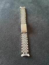 Seiko stainless steel watch strap 18mm