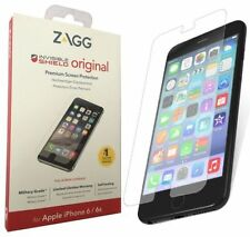 Clear TPU Mobile Phone Screen Protectors for Apple