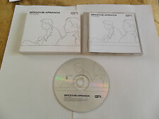 Groove Armada - The Remixes (CD 2000) Electronic