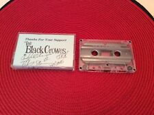 Very Rare Rock Band The Black Crowes Hard To Handle Promotional Cassette!