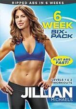 Jillian Michaels 6 Week Six-pack 2010 Region 1 DVD