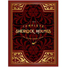 The Complete Sherlock Holmes by Conan Doyle Timeless Classics Hardback NEW