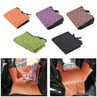 CAR REAR BACK SEAT COVER FOR DOG CAT PETS WATERPROOF PROTECTOR  WASHABLE COVERS