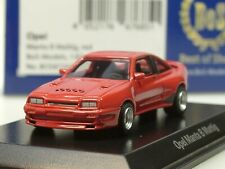 BOS Opel Manta B MATTIG, rot, 1991 - 87247 - 1:87
