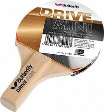 BUTTERFLY Tischtennisschläger Minitischtennisschläger DRIVE MINI Neu