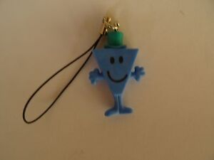 Mr cool from Mr Men & little miss danglers and keychain phone charm, series