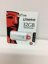 Kingston 32GB DTIG4 USB DataTraveler G4 32G USB 3.0 Pen Drive DTIG4/32GB