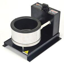 Lead Casting Furnace Pewter Melting Pot Heat Control Stove Melt Smelting Mold