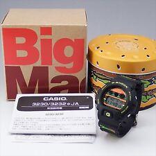 Casio G-SHOCK McDonald's DW-6900FS EL Backlight BIG MAC 50th Limited NEW
