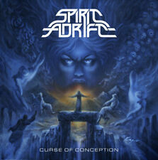 Spirit Adrift-Curse of conception (new*lim.300 Black Vinyl * lafeelicita * khemmis)