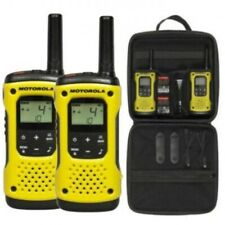 U Motorola TLKR T92 H20 Two Way Radio Walkie Talkie Licence Free Twin Set