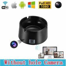 4K 1080P WIFI IP wireless Camera Security Network SPY CAM ashtray Recorder DVR