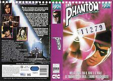 THE PHANTOM (1996) vhs ex noleggio