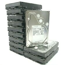 "Job Lot 12 x 3.5"" Toshiba MG03SCA100 1TB SAS Hard Drives"