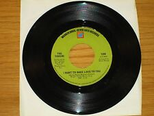 """60s ROCK 45 RPM - THE TOKENS - WARNER BROS. 7280 - """"I WANT TO MAKE LOVE TO YOU"""""""