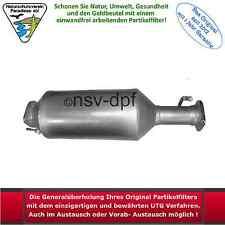 Volvo S40 / V50 Dieselpartikelfilter DPF Rußpartikelfilter Original Austausch