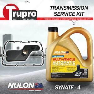 SYNATF Transmission Oil + Filter Service Kit for Ford Explorer Ranger PJ PK