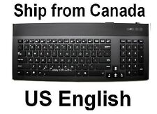 ASUS G74 G74S G74Sx Keyboard - US English v126262as1 0KN0-L81TA01 04GN562KTA00-1