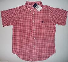 Karierte Ralph Lauren Jungen-T-Shirts & -Polos