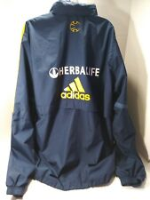 Adidas LA Galaxy Windbreaker Herbalife Adidas Logo On Backside Xl