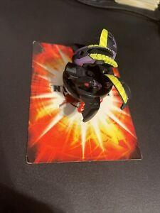 Bakugan Battle Brawler Darkus Percival Vortex 630g Drago Mechtanium Surge