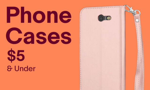 Cell Phone Cases, Covers & Skins under $5.00