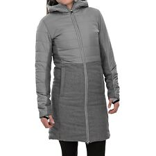 76d77264a6 Women s Burton Caster Trench Insulated Snow Ski Snowboard Jacket Grey  Medium M