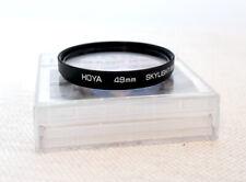 HOYA JAPAN 49mm Skylight 1B Filter for camera lens SLR DSLR