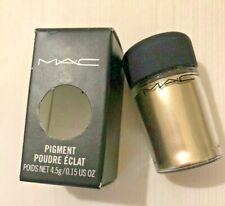 MAC ~ Ombretto Pigmento ~Platino~ Neutro Argento Metallico Finire Completo
