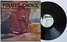 Rare Reggae PIRATES CHOICE Various Artists VG+ STUDIO ONE JA Press LP - 1981