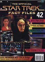 Star Trek Fact Files 42