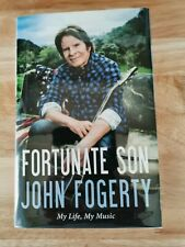 More details for john fogerty signed book ccr fortunate son