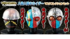 "BANDAI MasColle premium ""Android Kikaider"" 3-Mask Collection JAPAN F/S S2995"
