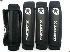 CONCEPT X Fußschlaufen Set 4 Stk. Sonderpreis max. reduziert , Beste Qualität
