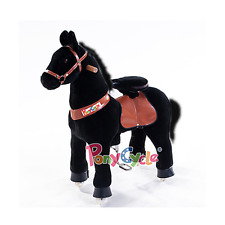 Smart Gear Pony Cycle  Black Stallion Riding Toy: World's First Simulated Rid