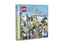 LEGO CITY - FOLGE 14: ABRISS-EXPERTEN - WETTLAUF GEGEN DIE ZEIT  CD NEW