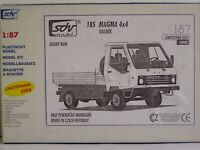 SDV Kunststoff Modellbausatz 1:87 H0 Truck Magma 4x4 Pritsche