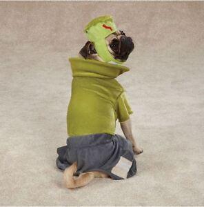 Casual Canine Frankenhound Frankenstein  Dog Halloween Costume XS-XL  Pet