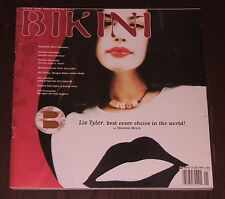 BIKINI magazine Liv Tyler, Metallica, Quentin Tarantino, Red Hot Chili Peppers