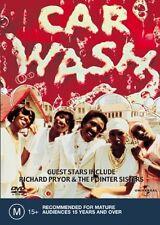 Car Wash (DVD, 2003)    B4