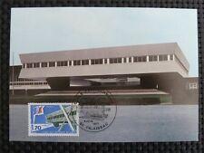 FRANCE MK 1977 POLYTECHNIK POLYTECHNIC MAXIMUMKARTE CARTE MAXIMUM CARD MC c1431