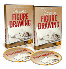 Secrets of Figure Drawing DVD Course - How To Draw Realistic Human Figures