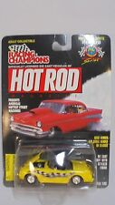 Racing Champions Hot Rod Mag#83 '53 Corvette yellow 1:53 scale diecast MIB