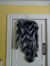 Brand New Rare Vivienne Westwood Metallic Toga Drape Dress XS Sold Out