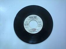 """Peter Tosh / Carillon - Disco Vinile 45 Giri 7"""" Edizione Promo Juke Box"""