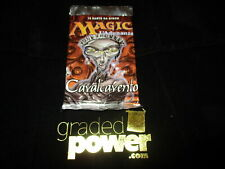 Weatherlight Booster Pack Italian BB Sealed Booster Pack Magic MTG