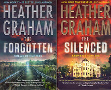 Complete Set Lot of 20 Krewe of Hunters books by Heather Graham (Suspense)
